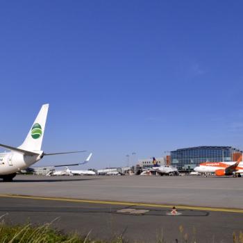Halbjahresbilanz der mitteldeutschen Flughäfen