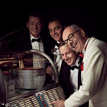 THE WORLD FAMOUS GLENN MILLER ORCHESTRA DIRECTED BY WIL SALDEN – MIT NEUEM PROGRAMM 2018/2019