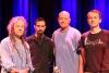 Bert Stephan Group chill-rockt im Radebeuler Kultur-Bahnhof